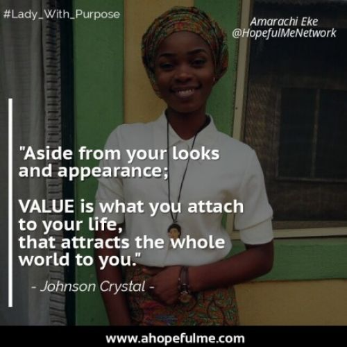HAVE VALUE