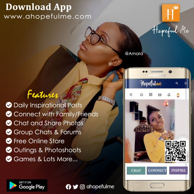 Hopeful Me App