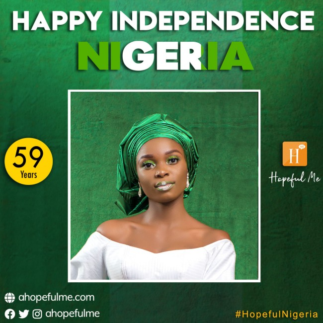 🇳🇬 Independence Day Card