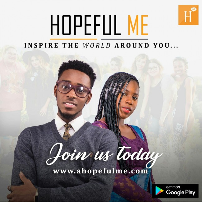 Happy Weekend from HopefulMe