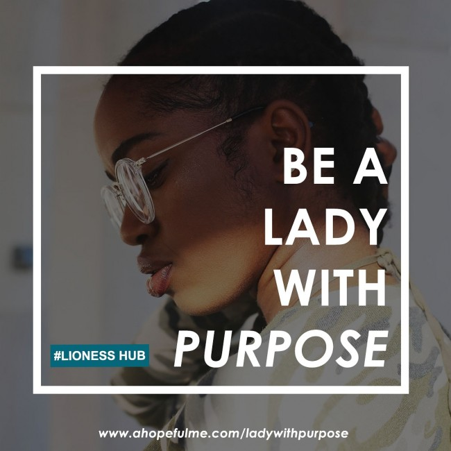 Lady With Purpose e-Journal