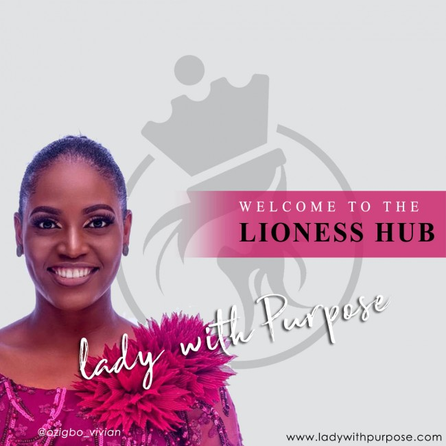 Happy New month from the LionessHub!!