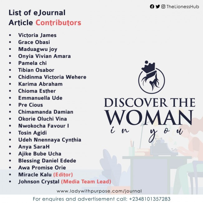 Ejournal Contributors