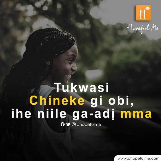 Tukwasi Chineke Obi
