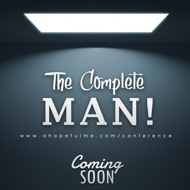 THE COMPLETE MAN CONFERENCE
