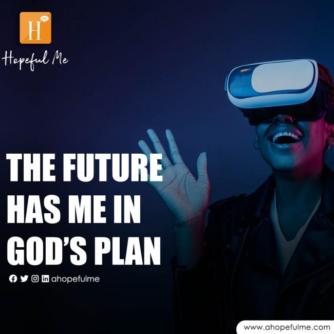 In God's plan