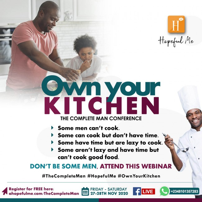 Own Your Kitchen Webinar