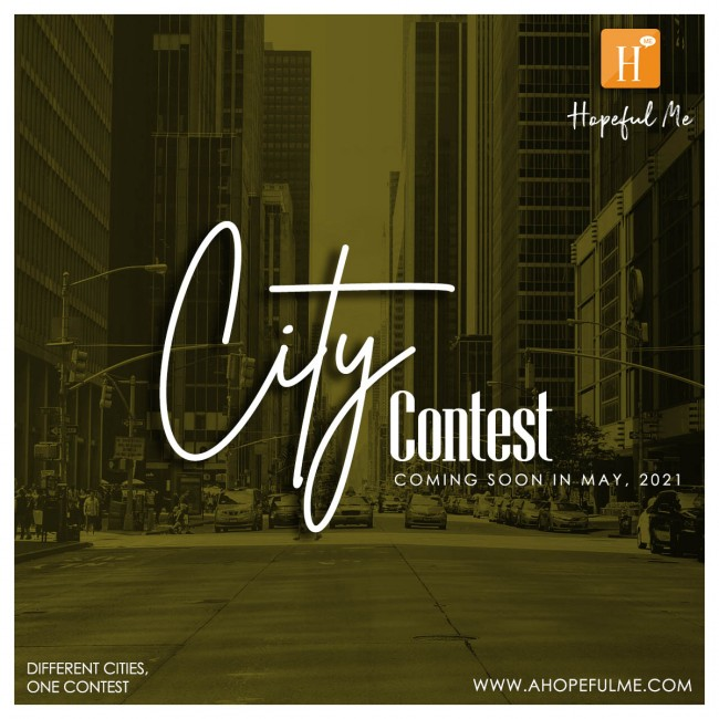 Anticipate CITY CONTEST