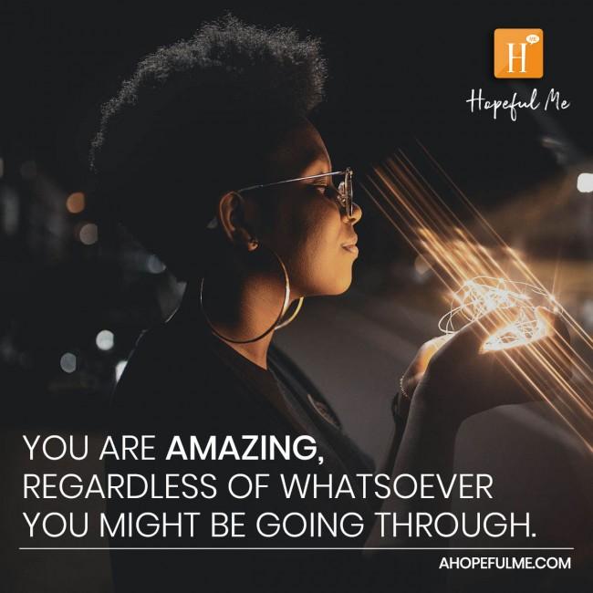 Amazing regardless