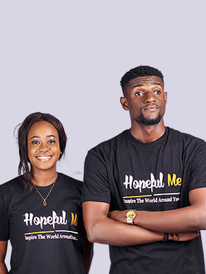 Hopeful Me Tshirts